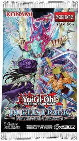 Yu-Gi-OH! TCG: Duelist Pack Dimensional Guardians BOOSTER [YGO54467]
