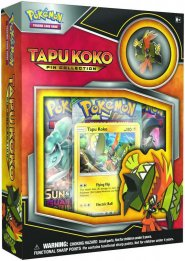POKEMON: Tapu Koko Pin Collection [POK80276]