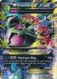 POK80296-Mega Tyranitar-Mega Tyranitar EX card