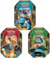 POKEMON: Fall Tin 2014 - EX Power Trio KOMPLET - Blastoise Ex, Charizard Ex, Venusaur Ex [POK10919×3]
