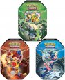 Pokemon: Summer Tin 2014 Kalos Power KOMPLET - Chesnaught, Delphox, Greninja [POK10933×3]