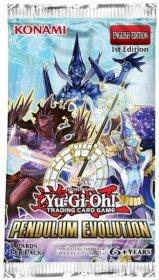 Yu-Gi-OH! TCG: Pendulum Evolution BOOSTER [YGO54495]