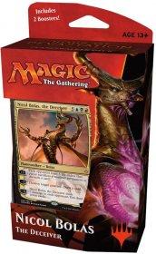 Magic the Gathering: Hour of Devastation Planeswalker Deck NICOL BOLAS The Deceiver [MTG51539]