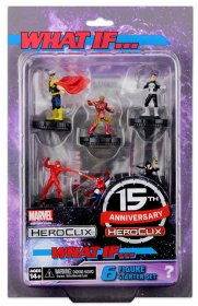 Marvel Heroclix: 15th Anniversary What If? STARTER SET [WZK72825]