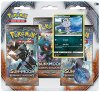 POKEMON: S&M3 Burning Shadows 3PK blister - MEOWTH [POK80232]