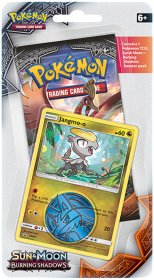 POKEMON: S&M3 Burning Shadows CHECKLANE blister - JANGMO-O [POK80233]