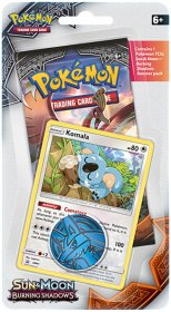 POKEMON: S&M3 Burning Shadows CHECKLANE blister - KOMALA [POK80233]