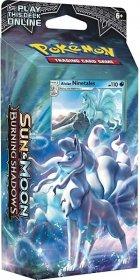 POKEMON: S&M3 Burning Shadows Theme Deck LUMINOUS FROST (Alolan Ninetales) [POK80236]