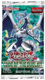 Yu-Gi-OH! TCG: Code of the Duelist BOOSTER [YGO54560]