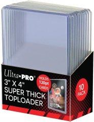 Koszulki na karty sztywne Ultra Pro TOPLOADER Super Thick 120pt. 3
