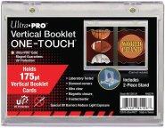 Vertical Booklet Card Holder - UV One Touch [5E-84128-UV]