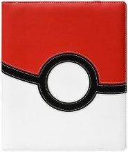 Pokemon: premium PRO-BINDER EX Ultra Pro POKEBALL (20 stron) [5E-85316]