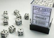 Zestaw (brick) 36 kostek k6 12 mm SPECKLED - Arctic Camo [CHX25911]