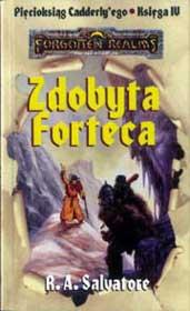 Zdobyta Forteca - Księga IV (przeceniona) (I WYDANIE) [00100005-S]