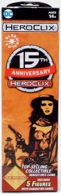 DC HeroClix: 15th Anniversary Elseworlds Booster [WZK72762]