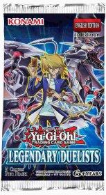 Yu-Gi-OH! TCG: Legendary Duelists BOOSTER [YGO54665]
