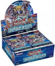 Yu-Gi-OH! TCG: Legendary Duelists booster BOX [YGO54665×36]