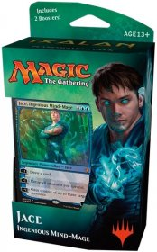 Magic The Gathering: IXALAN Planeswalker Deck JACE [MTG54582]