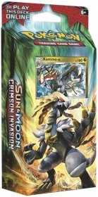 POKEMON: S&M4 Crimson Invasion Theme Deck CLANGING THUNDER (Kommo-o) [POK80255]