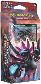 POKEMON: S&M4 Crimson Invasion Theme Deck DESTRUCTION FANG (Hydreigon) [POK80255]