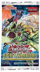 Yu-Gi-OH! TCG: Spirit Warriors BOOSTER [YGO54780]
