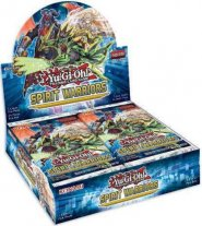 Yu-Gi-OH! TCG: Spirit Warriors Booster BOX [YGO54780×24]