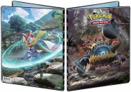 POKEMON: Portfolio 9PKT - S&M 4 Crimson Invasion [5E-85133-P]