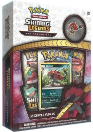 POKEMON TCG: Shining Legends Pin Collection ZOROARK [POK80342]