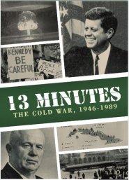 13 Minutes: The Cuban Missile Crisis [5E-11963]