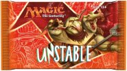 Magic The Gathering: UNSTABLE Booster [MTG52046]
