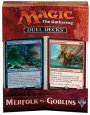 Magic the gathering: Duel Decks Merfolk vs. Goblins [MTG57203]