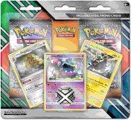 POKEMON TCG: Enhanced 2-Pack Blister (Alolan Dugtrio, Alolan Muk, Alolan Golem) [POK80365]