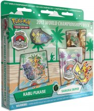 POKEMON: World Championship Deck 2017 Kabu Fukase