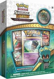 POKEMON: Shining Legends Pin Collection - MARSHADOW [POK80366]