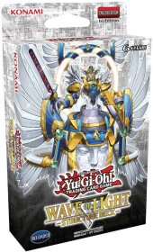 Yu-Gi-OH! TCG: Wave of Light Structure Deck [YGO54812]