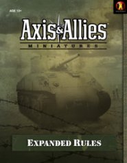 Axis & Allies Expanded Rules [421656740]