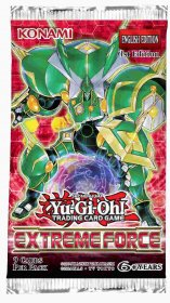 Yu-Gi-OH! TCG: Extreme Force BOOSTER [YGO54827]