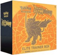 POKEMON: S&M5 Ultra Prism Elite Trainer Box Dusk Mane Necrozma [POK80356]