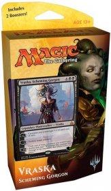 Magic The Gathering: RIVALS OF IXALAN Planeswalker Deck VRASKA [MTG55186]