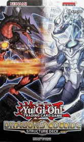 Yu-Gi-OH! TCG: Dragons Collide Structure Deck [YGO54933]