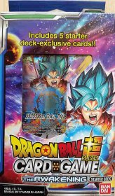 Dragon Ball Super S1 Starter Deck The Awakening [DB00717]
