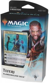 Magic The Gathering: Dominaria Planeswalker Deck TEFERI [MTG60883]