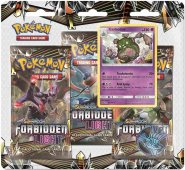 POKEMON: S&M6 Forbidden Light 3PK blister - GARBODOR [POK80423]