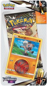 POKEMON: S&M6 Forbidden Light Checklane blister - RUCKRUFF [POK80424]