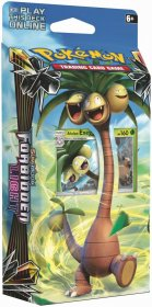 POKEMON: S&M6 Forbidden Light Theme Deck - TROPICAL TAKEDOWN (Alolan Exeggutor) [POK80427]