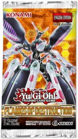 Yu-Gi-OH! TCG: Flames of Destruction BOOSTER [YGO64120]