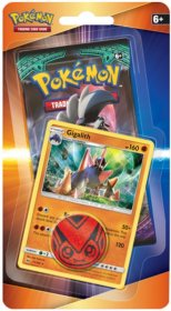 POKEMON: Battle Checklane blister - GIGALITH [POK80314]