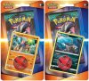 POKEMON: Battle Checklane blister KOMPLET - Gigalith+Sharpedo [POK80314×2]