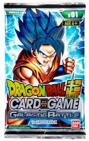 Dragon Ball Super S1 Galactic Battle Booster [DB00709]