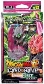 Dragon Ball Super S2 Union Force Special Pack [DB00740]